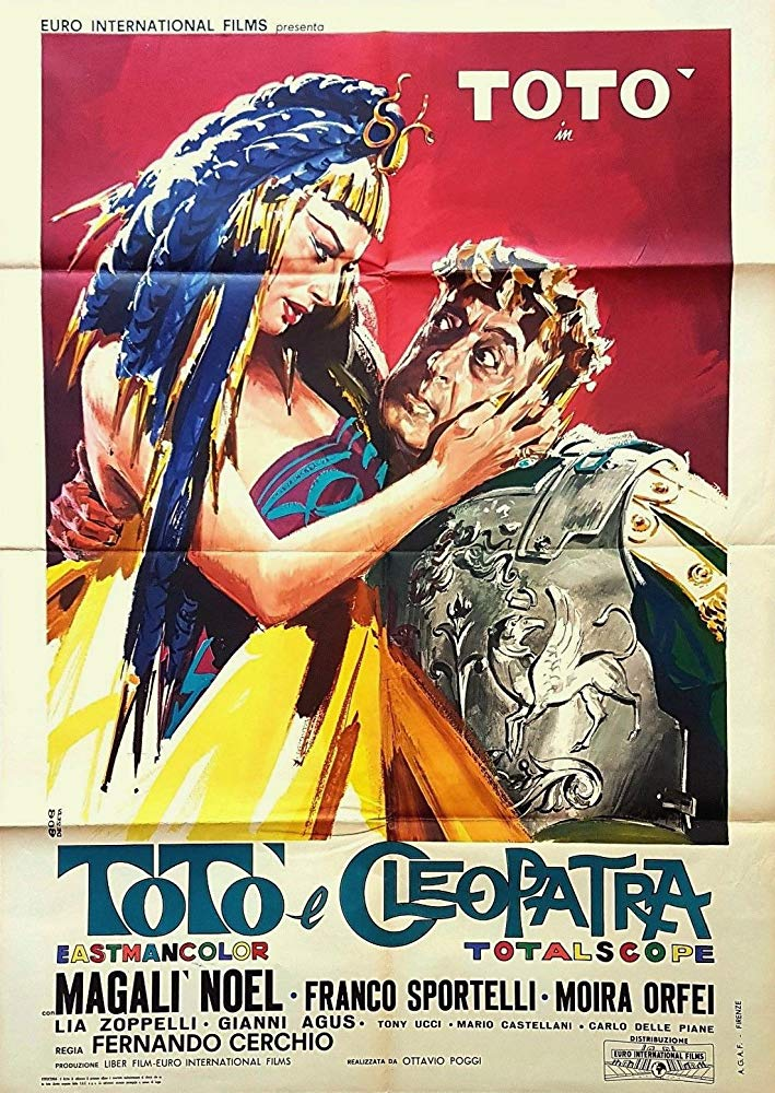 Toto and Cleopatra / Totò e Cleopatra (1963)