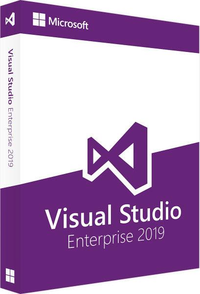 Microsoft Visual Studio Enterprise 2019 16 2 5 (Build 16 2