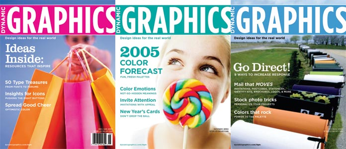 Dynamic Graphics all editions 2004