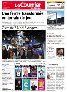 Le Courrier de l'Ouest Angers – 30 novembre 2019