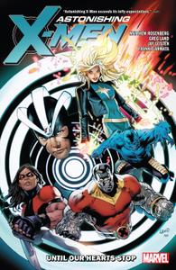 Astonishing X-Men by Matt Rosenberg-Until Our Hearts Stop 2019 Digital Kileko