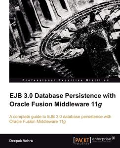 EJB 3.0 Database Persistence with Oracle Fusion Middleware 11g (Repost)
