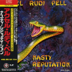 Axel Rudi Pell - Nasty Reputation (1991) {Japan 1st Press}