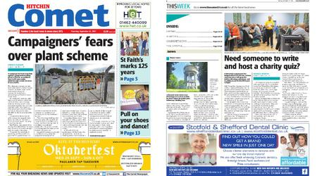 The Comet Hitchin – September 12, 2019