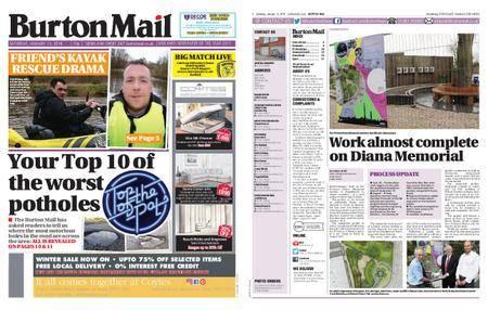 Burton Mail – January 13, 2018