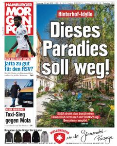 Hamburger Morgenpost - 25 April 2019