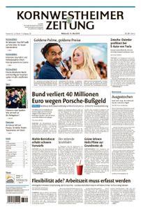 Kornwestheimer Zeitung - 15. Mai 2019