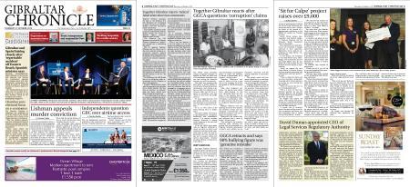 Gibraltar Chronicle – 03 October 2019