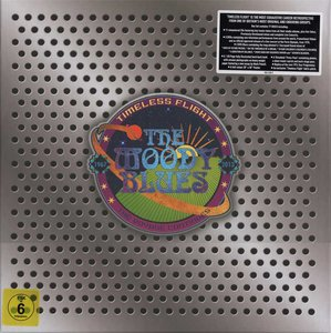 The Moody Blues - Timeless Flight (2013) [Limited Super Deluxe Edition BoxSet, 11CD+6DVD]