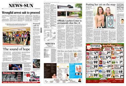 Lake County News-Sun – December 23, 2017
