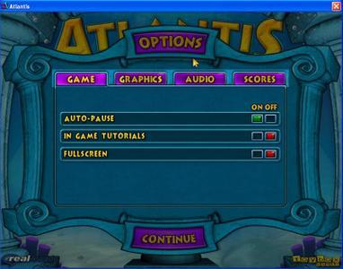 Atlantis - Kids game