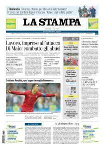 La Stampa Imperia e Sanremo - 4 Luglio 2018