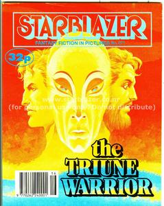 Starblazer 271-The Triune Warrior 1990 PDFrip