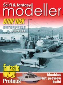 Sci-fi & Fantasy Modeller - Volume 44 2017