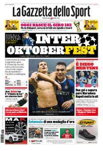 La Gazzetta dello Sport Bergamo – 24 ottobre 2019