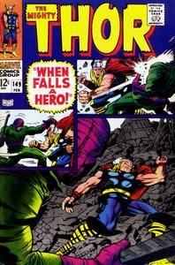 The Mighty Thor v1 149