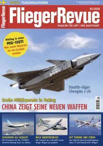 FliegerRevue - Januar 2020