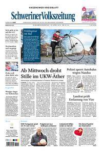 Schweriner Volkszeitung Hagenower Kreisblatt - 07. April 2018