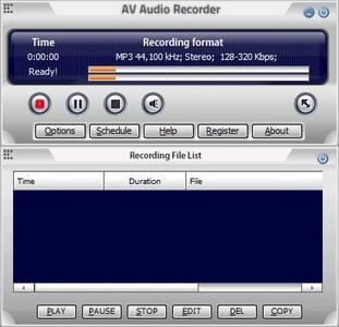 AV Audio Recorder 6.5.6