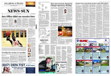 Lake County News-Sun – March 16, 2018