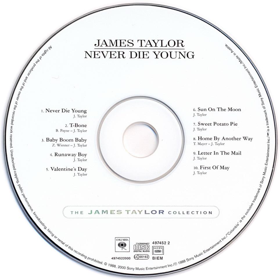 James Taylor - The Collection: 3 Original Album Classics