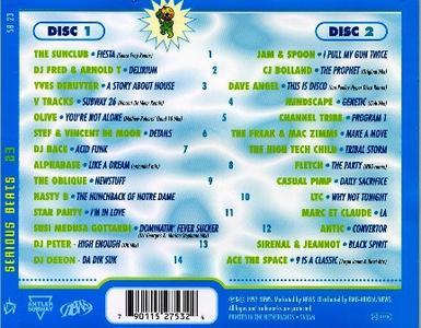 VA - Serious Beats vol. 23 (55 cd collection)