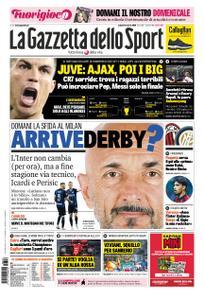 La Gazzetta dello Sport Sicilia – 16 marzo 2019