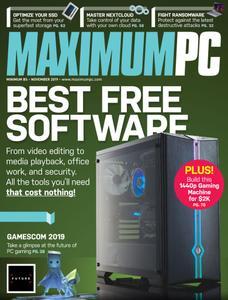 Maximum PC - November 2019