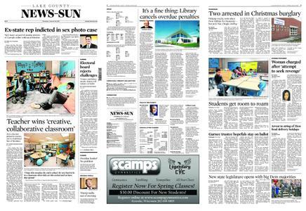 Lake County News-Sun – January 10, 2019