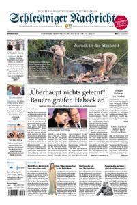 Schleswiger Nachrichten - 28. Juli 2018