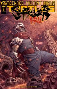 Teenage Mutant Ninja Turtles - Shredder in Hell 001 (2019) (digital-Empire