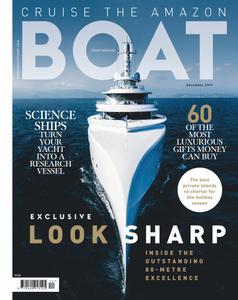 Boat International - December 2019