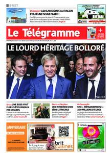 Le Télégramme Brest – 05 mars 2021
