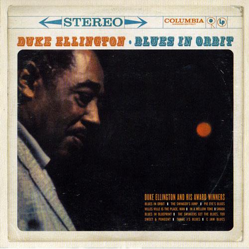 Duke Ellington - Blues in Orbit (1958) [Columbia, 2009]