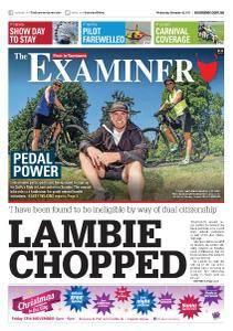 The Examiner - November 15, 2017