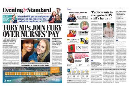 London Evening Standard – March 05, 2021