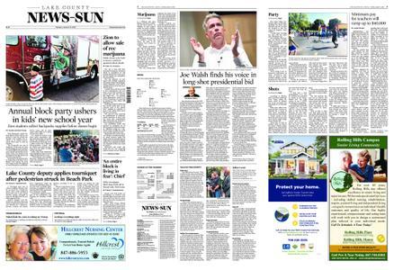 Lake County News-Sun – August 27, 2019