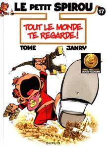 Boekjes In hetFrans 249272 - Tome - T17 - Tout Le Monde Te Regarde