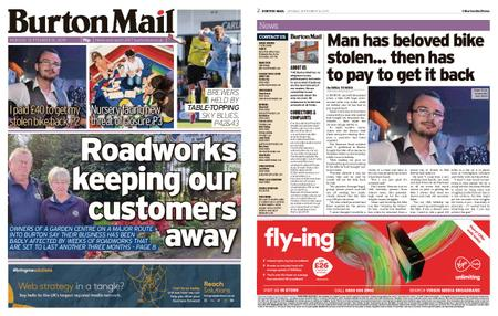 Burton Mail – September 16, 2019