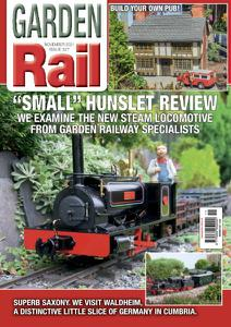Garden Rail - November 2021