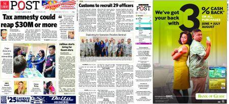 The Guam Daily Post – July 08, 2018