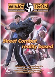 Markus Schinhammer - Wing Tsun Street Combat Reality Based