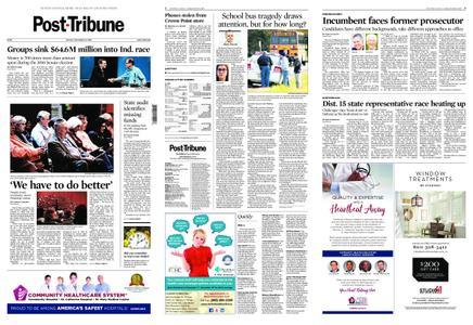 Post-Tribune – November 04, 2018