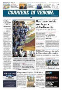Corriere di Verona - 8 Dicembre 2017