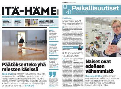 Itä-Häme – 19.03.2019