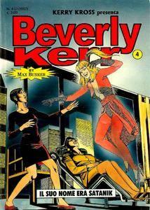 Beverly Kerr 04 - Il suo nome era Satanik