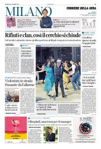 Corriere della Sera Milano – 08 ottobre 2019