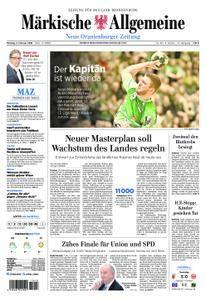 Neue Oranienburger Zeitung - 05. Februar 2018