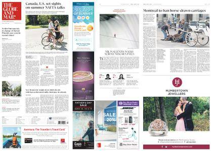 The Globe and Mail – June 15, 2018