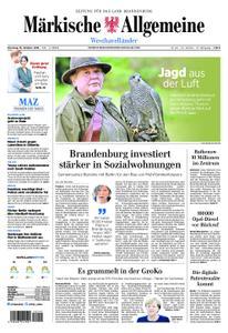 Märkische Allgemeine Westhavelländer - 16. Oktober 2018